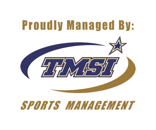 Proudly Managed by TMSI Sports Management